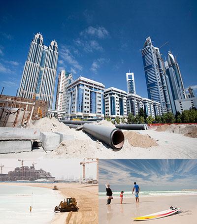 The Global Warming Images Dubai