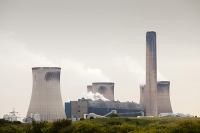 UK;England;power;station;energy;electricity;power;generation;cooling;tower;industrial;industrialized;electricity;generation;carbon;footprint;carbon;emmissions;emmissions;climate;change;global;warming;coal;coal;fired;cooling-tower;power-station;coal-fired-power-station;Fiddlers-Ferry;vapour;sky;cloud
