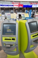 Manchester-airport;airport;check-in;airport;security;avoid-delays;UK;machine;automated;express;express-check-in;touch-screen;technology