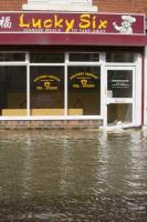 Doncaster;Yorkshire;south-Yorkshire;River-Don;river;Bentley-weather;extreme-weather;rain;torrential-rain;flood;flooded;flooding;inundated;disaster;evancuated;evacuation;emergency-services;insurance;cost;global-warming;climate-change;unprecedented;extreme;street;under-water;flood-water;polluted;pollution;clean-up;costly;insurance-claim;house;housing;home;wrecked;destroyed;destruction;window;door;car;water-level;flood-level;reflection;natural-disaster;changeing-weather;weather-patterns;evacuated;cut-off;stranded;flooded-out;flooded-car;contaminated;road-closed;emergency;shops;shop-fronts;businesses;affected;high-street;sandbags;protection;flood-defences;irony;ironic;lucky;unlucky;chinese-takeaway;fast-food