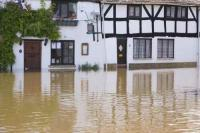 flood;flooding;flooded;disaster;natural-disaster;weather;extreme-weather;rain;rainfall;flood-plain;Gloucestershire;Tewkesbury;house;home;surrounded;marooned;cut-off;insurance;cost;expensive;UK;global-warming;climate-change;storm;river;Severn;river-Severn;River-Avon;flood-peak;flood-damage;insurance-industry;affected;evacuated;evacuation;overwhelmed;trapped;summer-floods;unprecedented;2007;July;worst-ever;climate