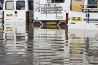 flood;flooding;flooded;disaster;natural-disaster;weather;extreme-weather;rain;rainfall;flood-plain;Gloucestershire;Tewkesbury;house;home;surrounded;marooned;cut-off;insurance;cost;expensive;UK;global-warming;climate-change;storm;river;Severn;river-Severn;River-Avon;flood-peak;flood-damage;insurance-industry;affected;evacuated;evacuation;overwhelmed;trapped;summer-floods;unprecedented;2007;July;worst-ever;climate;camper-van;camping;motorhome;motor-home;insurance-claim