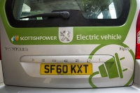 Scotland;Scottish-Power;car;electric-car;UK;renewable;renewable-energy;Hydro-Hydro-power;HEP;Cruachan;Cruachan-Power-Station;electricty;green;carbon-neutral;climate-change;global-warming;low-carbon;electric-car;car-charger;electric-car-charger;recharging-station;car-park