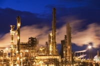 Ineos;oil;oil-depot;oil-refinery;crude-oil;oil-terminal;Grangemouth;Firth-of-Forth;Scotland;UK;plant;manufacturing;industry;economy;industrial;complex;industrial-complex;business-park;pollution;polluting;cracking;chimney;smoke-stack;processing;emissions;fossil-fuel;carbon-footprint;C02;flare;flare-off;cooling-tower;pipe;pieline;piping;industrialised;climate-change;global-warming;greenhouse-gas;carbon-dioxide;energy;power;fuel;petrol;diesel;night;dark;glow;glowing;cloud