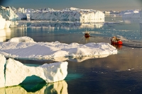 Greenland;icesheet;ice-sheet;inland-ice;ice-sea;frozen;cold;north;Arctic;glacier;glaciation;weather;climate;global-warming;climate-change;melt;melting;melt-water;meltwater;summer;sea-level-rise;meteorology;study;science;ancient;remote;challenge;ice-surface;surface-melting;warming;temperature;rising-temperature;affect;melt-water;liqued;positive-feedback;Greenland-ice-sheet;interior;blue;sky;warm;sun;sunny;heat;energy;thermal;thermodynamics;albedo;reflection;suns-energy;surface;surface-melting;Jacobshavn-glacier;jacobshavn-isbrae;ice-fjord;Sermeq-Kujatdleq;Sermeq-Kujalleq;glacier-speed;largest;ice-berg;iceberg;Ilulissat;massive;huge;big;large;car;road;travel;transport;contrast;bench;seat;view;viewpoint;vista;tourist;tourism;tourist-trip;boat;boat-trip