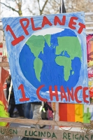 London;UK;enviroment;climate-change;global-warming;science;protest;protestor;protesting;march;action;direct-action;publicity;cause;highlight;publicity;poster;banner;flag;point-of-view;climate-criminal;carbon-footprint;C02;carbon-dioxide;carbon-emmisions;organisation;movement;change;pressure;affirmitive-action;rally;green;environmental-movement;campaign;placard;world;planet;globe;earth;greenhouse;Greenhouse-affect