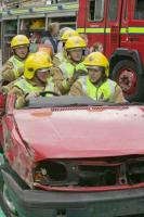 fireman;emergency-services;car;car-culture;accident;RTA;humour;funny;fire-engine