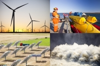 renewable;renewable-energy;clean;green;carbon-neutral;climate-change;global-warming;solar;solar-power;solar-power-station;solar-panel;Spain;HEP;hydro;wind;wind-power;wind-farm;wind-turbine;turine;electricity;energy;power;wave-power;wave-energy