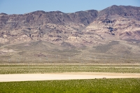 USA;US;America;Nevada;desert;electricity;generating;renewable;renewable-energy;solar;solar-power;solar-panel;PV;photo-voltic;South;aspect;south-facing;carbon-neutral;climate-change;global-warming;sign;Copper-Mountain;copper-mountain-solar;investment;clean-energy;technology;construction;green;green-energy;construction-work;engineering;flat;valley-floor