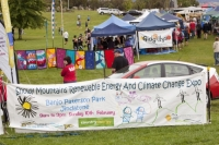 Australia;climate-change;global-warming;Snowy-Mountains;Jindabyne;gala;expo;renewable-energy;event;banner;stall;market;promotion;green;environment