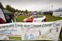 Australia;climate-change;global-warming;Snowy-Mountains;Jindabyne;gala;expo;renewable-energy;event;banner;stall;market;promotion;green;environment;car;hybrid;Toyota-Prius