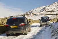 Lake-District;Cumbria;National-Park;UK;winter;cold;snow;weather;mountain;hill;road;car;driving;backdrop;stuck;mountain-pass;Kirkstone-Pass;snow-chains